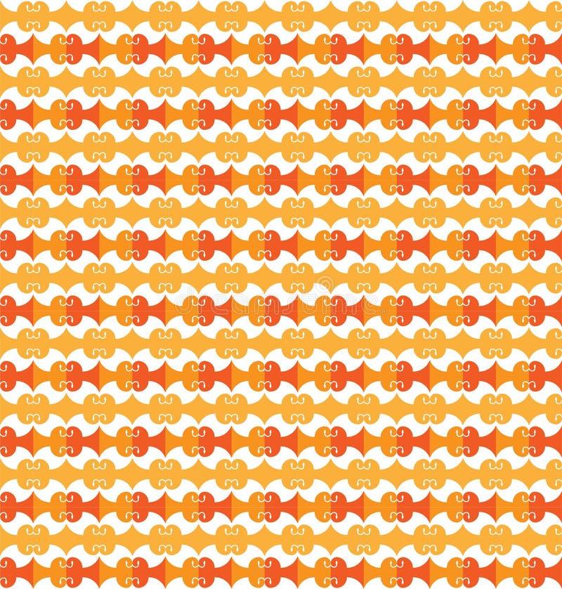 seamless abstrakt bakgrund royaltyfri illustrationer