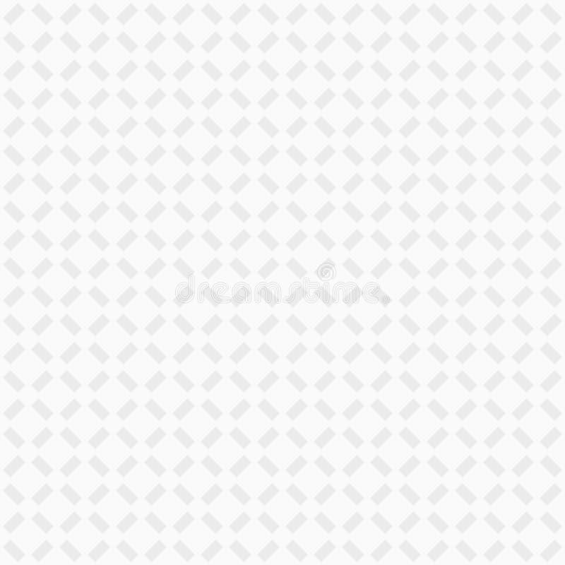 seamless abstrakt modell Regelbundet upprepa geometriskt galler som göras av rektanglar royaltyfri illustrationer