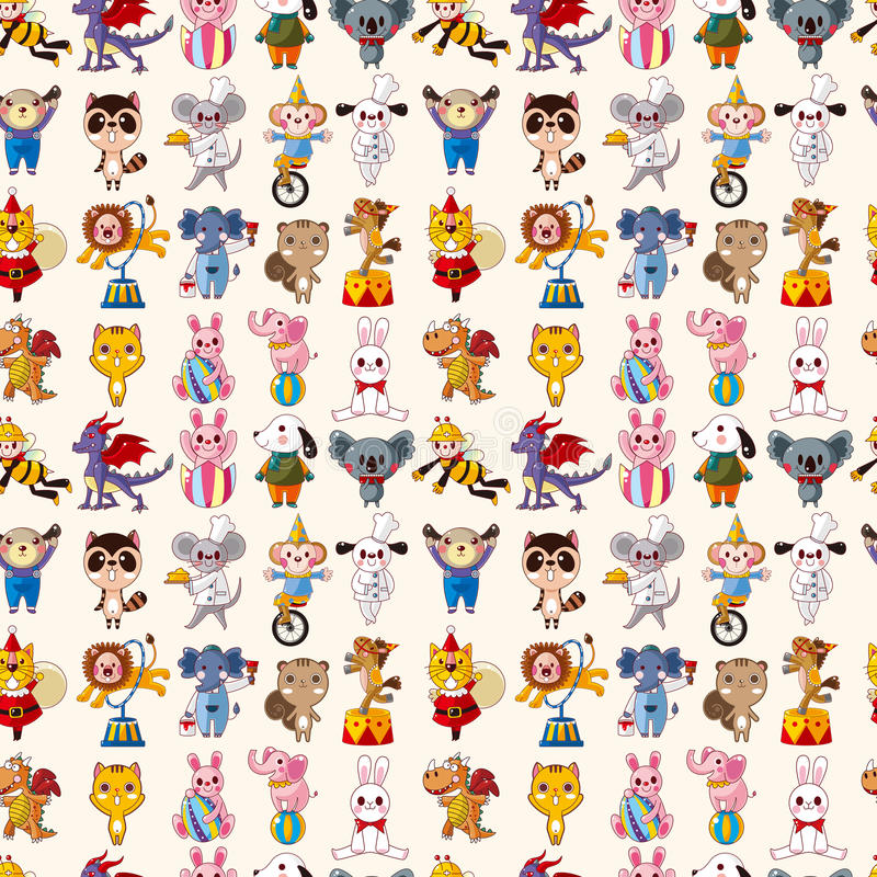 Download Seamless Animal Pattern Stock Images - Image: 31655324