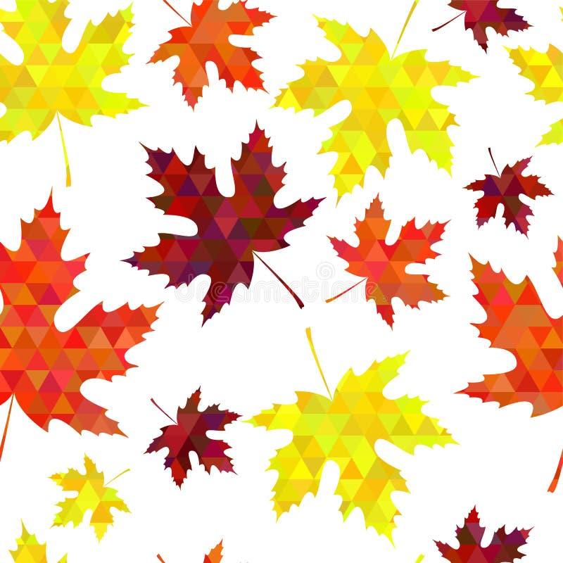 Free Seamless Autumn Pattern Royalty Free Stock Image - 44871676