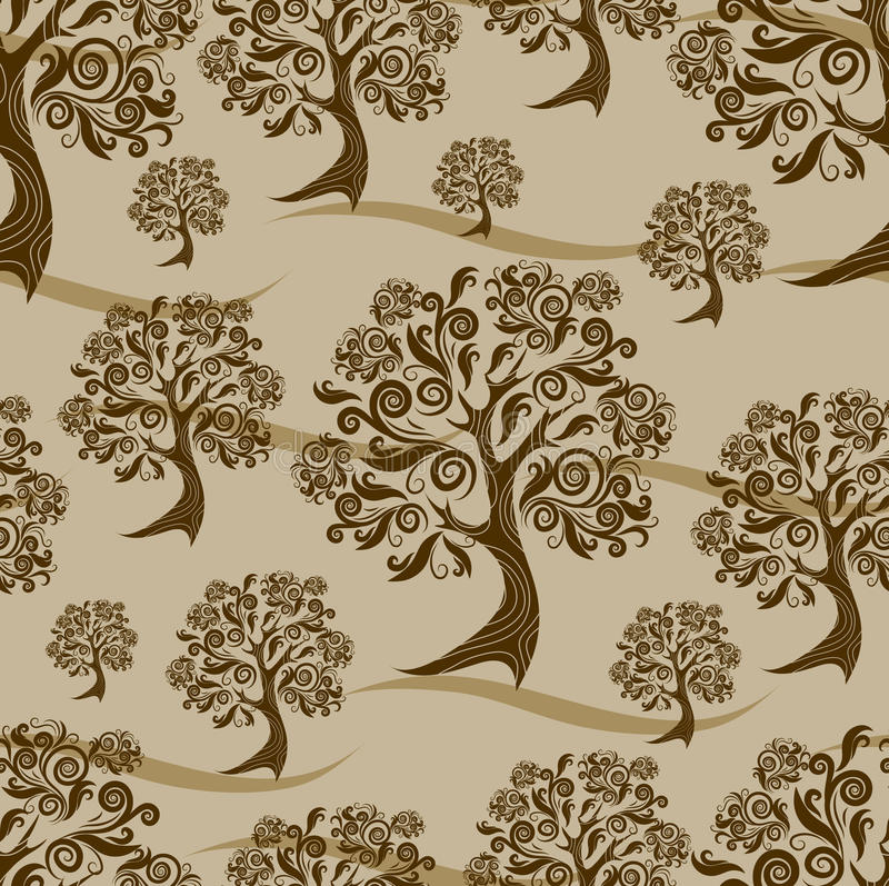 Seamless autumn pattern. Thanksgiving vector illustration