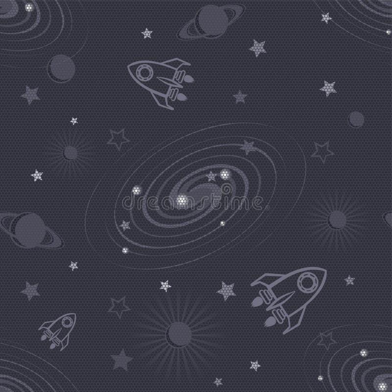 seamless avstånd för modell vektor illustrationer