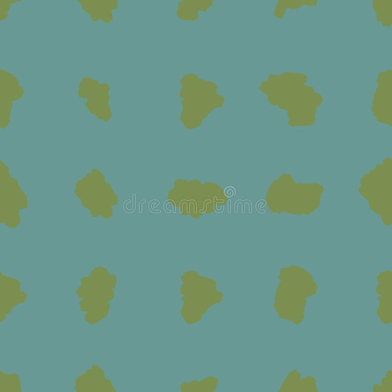 Seamless background or backdrop, colorful paints hand drawn, for design texture. Effect, wallpaper, canvas & shape. Seamless background or backdrop, colorful royalty free illustration