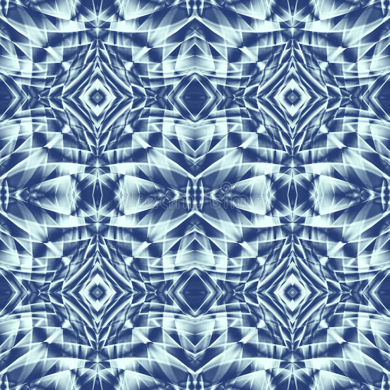 Seamless background blue stock image