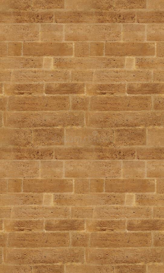 Seamless Background:brick Wall Royalty Free Stock Photos