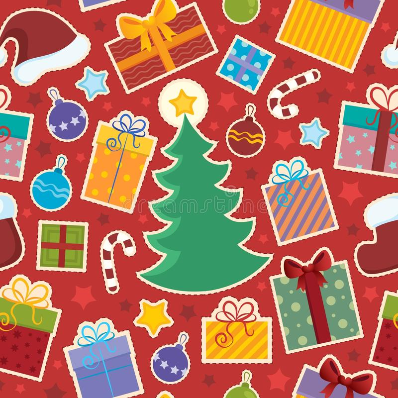 Download Seamless Background Christmas Royalty Free Stock Photo - Image: 27724375