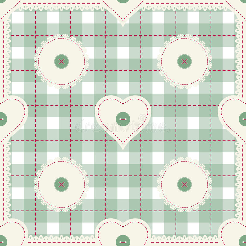 Seamless background for cushion, pillow, bandanna, kerchief, shawl fabric print. Texture for clothes or bedclothes. Vector pattern. Seamless background for royalty free illustration