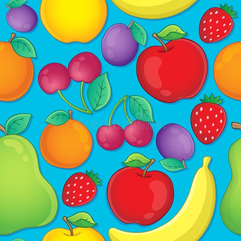 Free Seamless Background Fruit Theme 2 Stock Image - 31680931