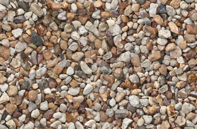 Pebbles-Seamless texture stock photos
