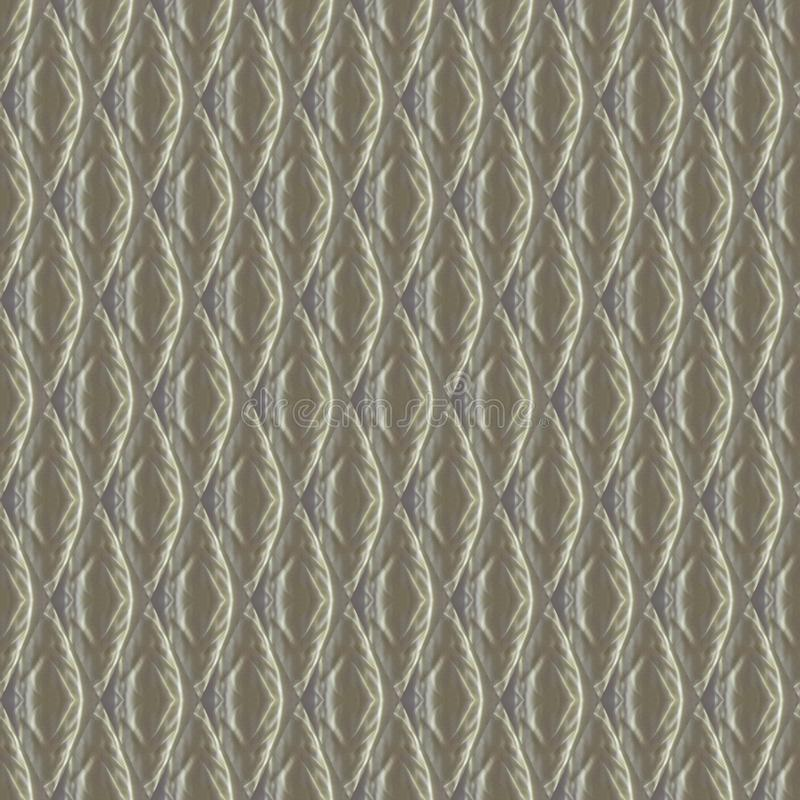 Seamless background. Modern stylish abstract texture. Repeating color patterns. Desktop Wallpapers stock illustration