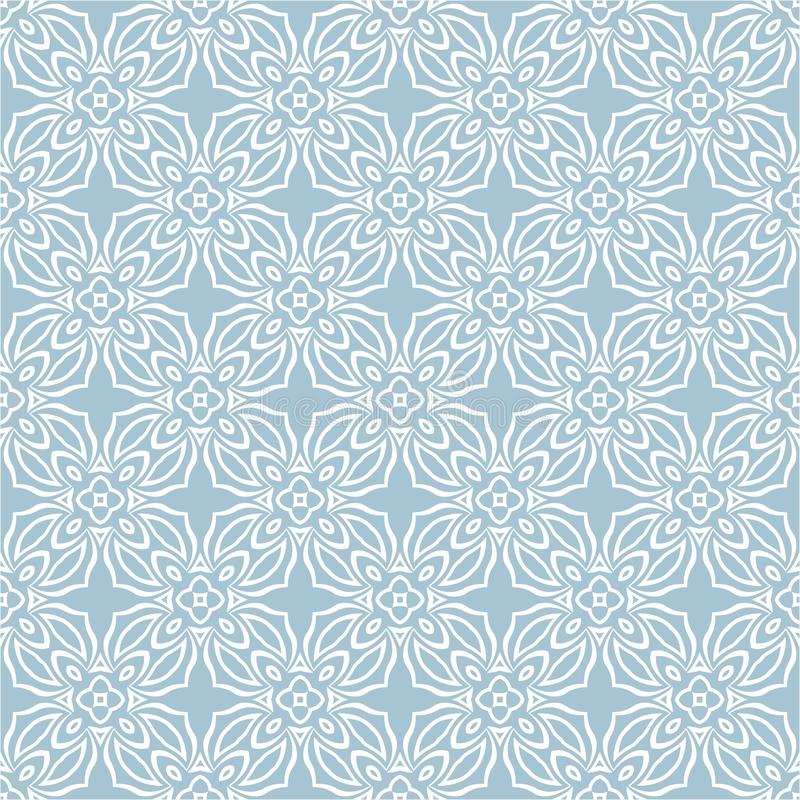 SEAMLESS BACKGROUND PATTERN IN COLOURED TONE. Seamless background pattern for use in fabrics , web backgrounds , art , styling , prints , designing royalty free illustration