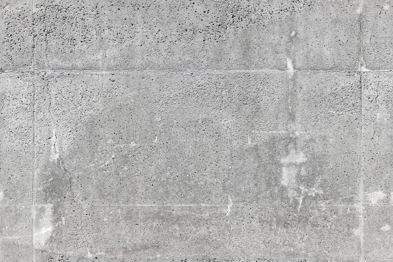 Gray concrete wall, seamless texture stock photos