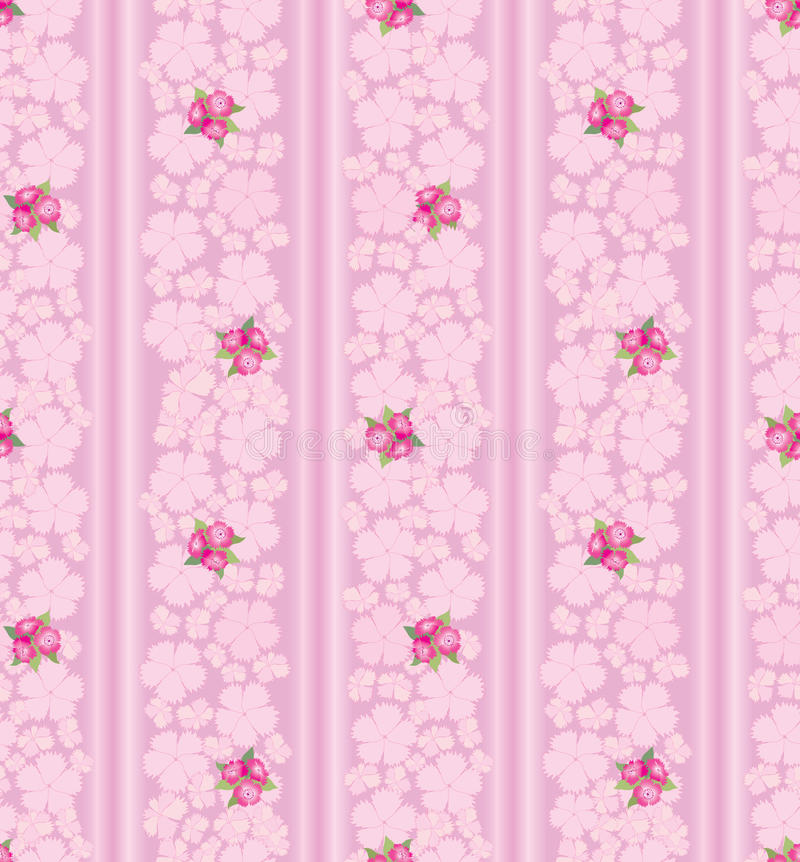 Free Seamless Background With Meadow Flower Royalty Free Stock Images - 26239579