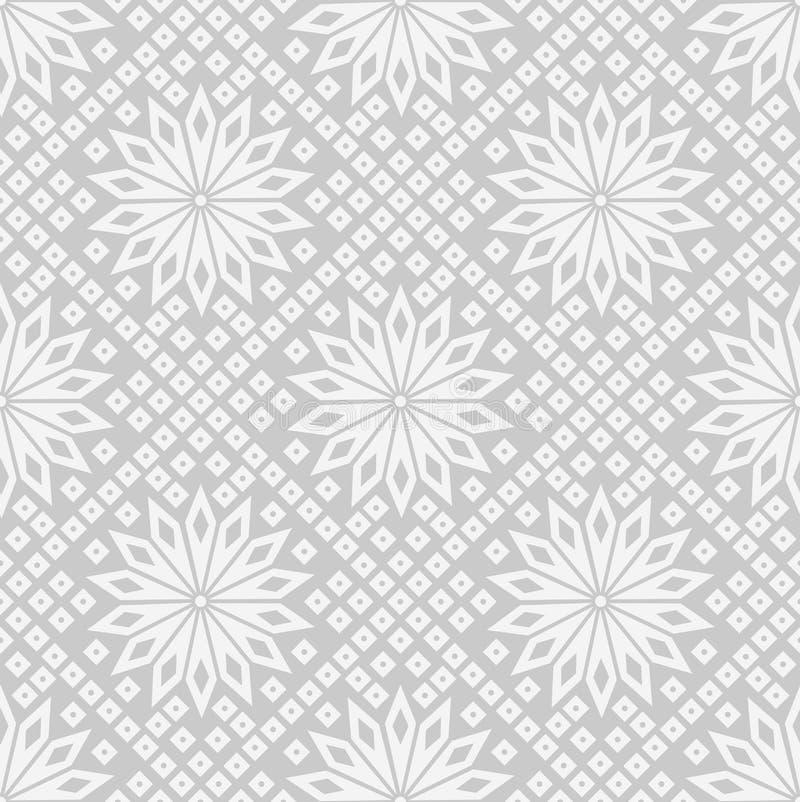 Seamless bakgrund för textilen, tyger vektor illustrationer