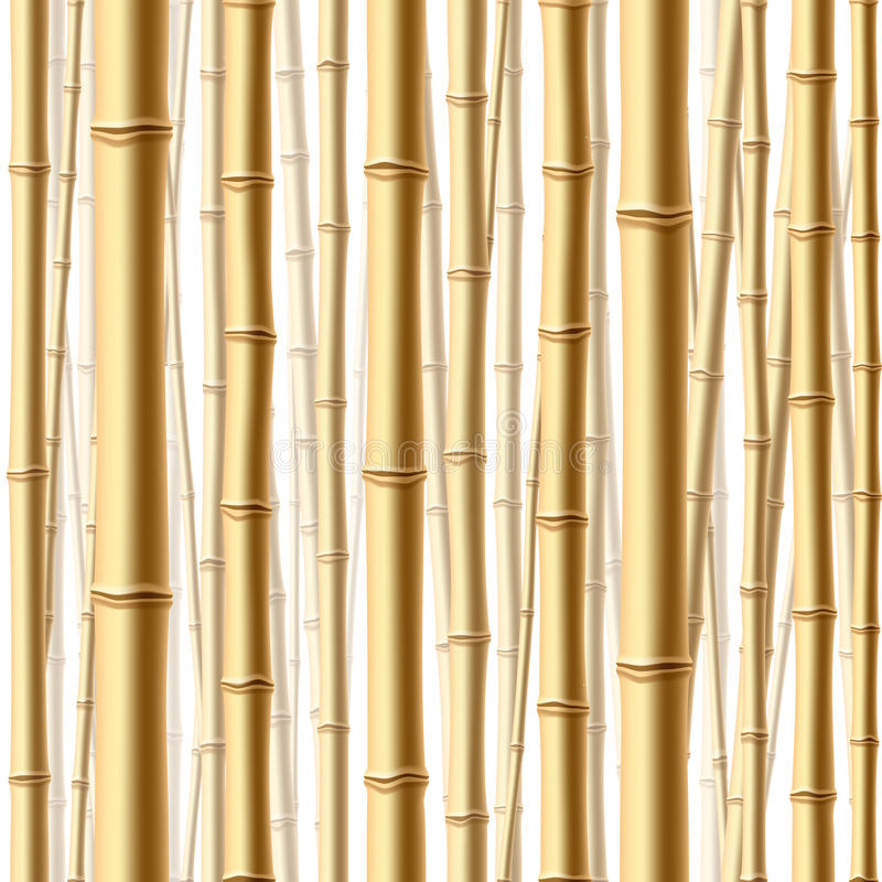 Free Seamless Bamboo Forest Royalty Free Stock Photos - 14480088