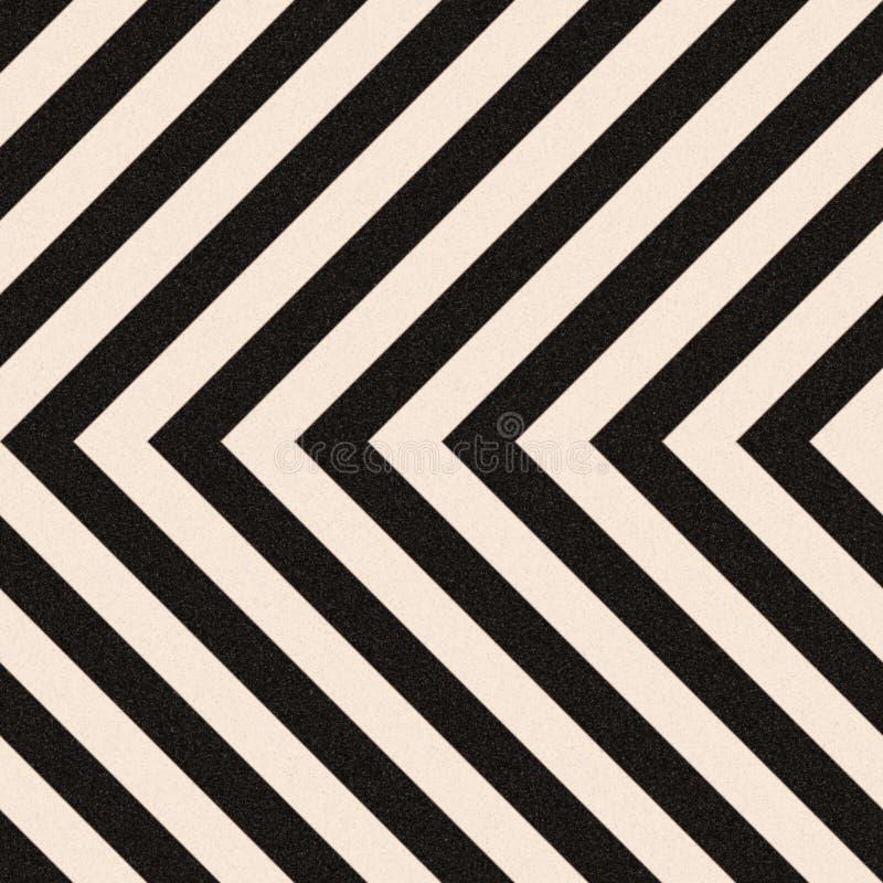 seamless band för fara vektor illustrationer