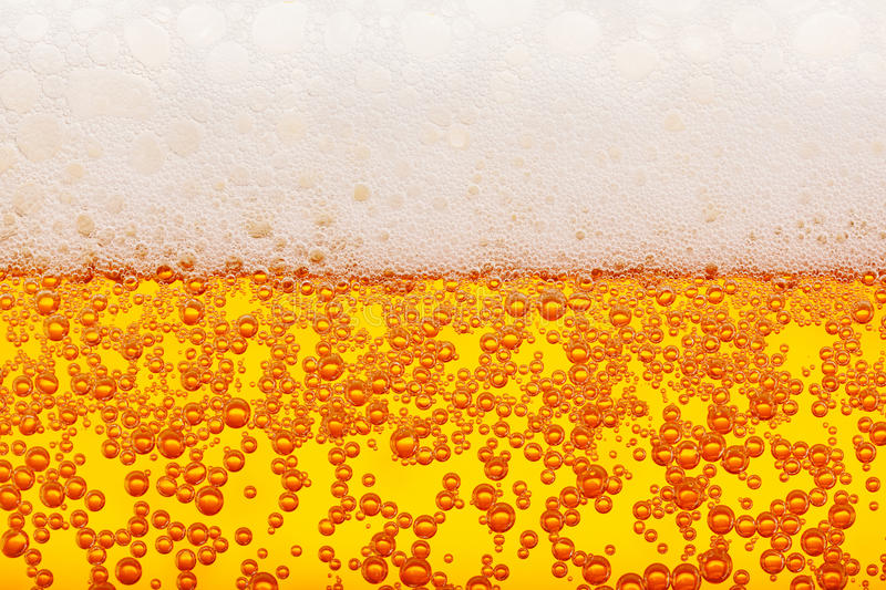 Seamless beer texture royalty free stock photos