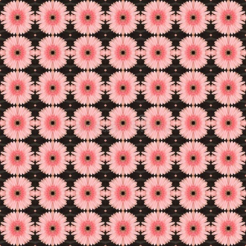 seamless blommamodell royaltyfria foton
