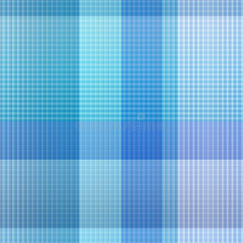 Free Seamless Blue Check Texture. Royalty Free Stock Photography - 27748107