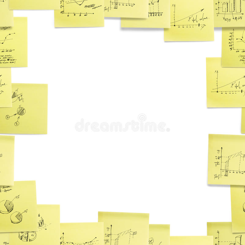 Download Seamless Border: Business, Finance Stock Photo - Image: 13066586
