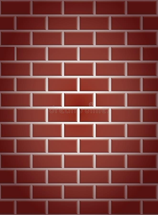 Download Seamless Brick Wall Stock Illustration - Image: 43397012