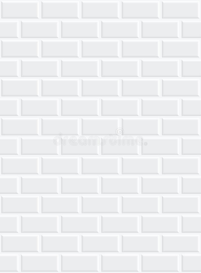 Download Seamless Brick Wall Stock Illustration - Image: 43397008