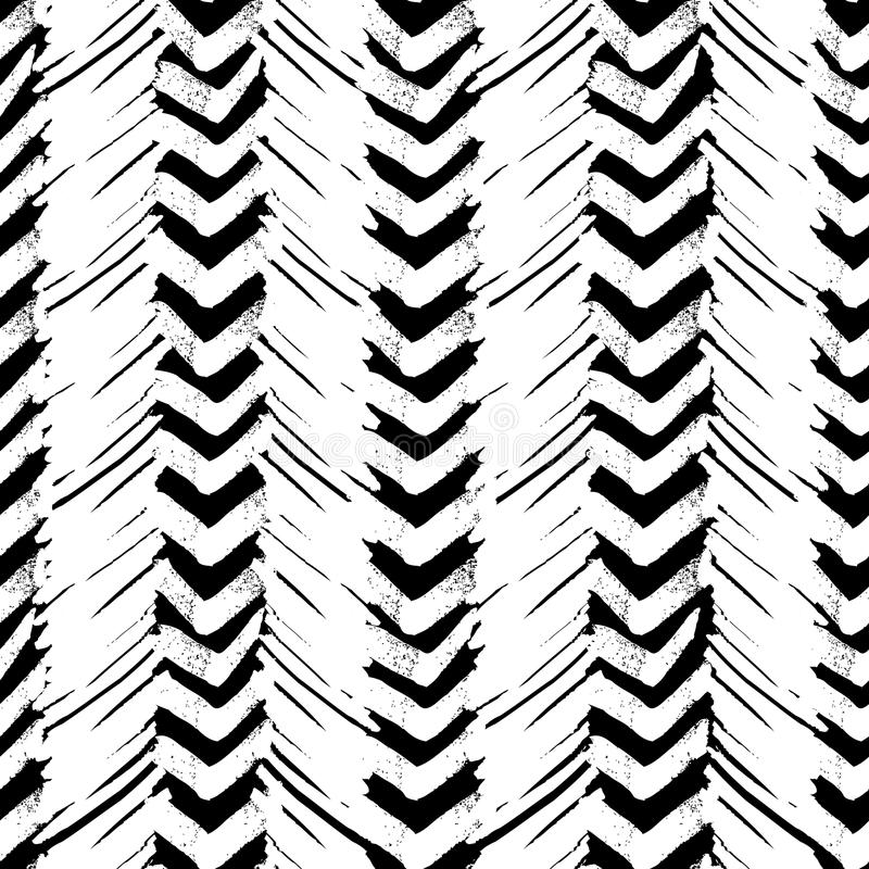 seamless brush pen hand drawn doodle pattern vector background rh dreamstime com  grunge retro vintage paper texture vector background