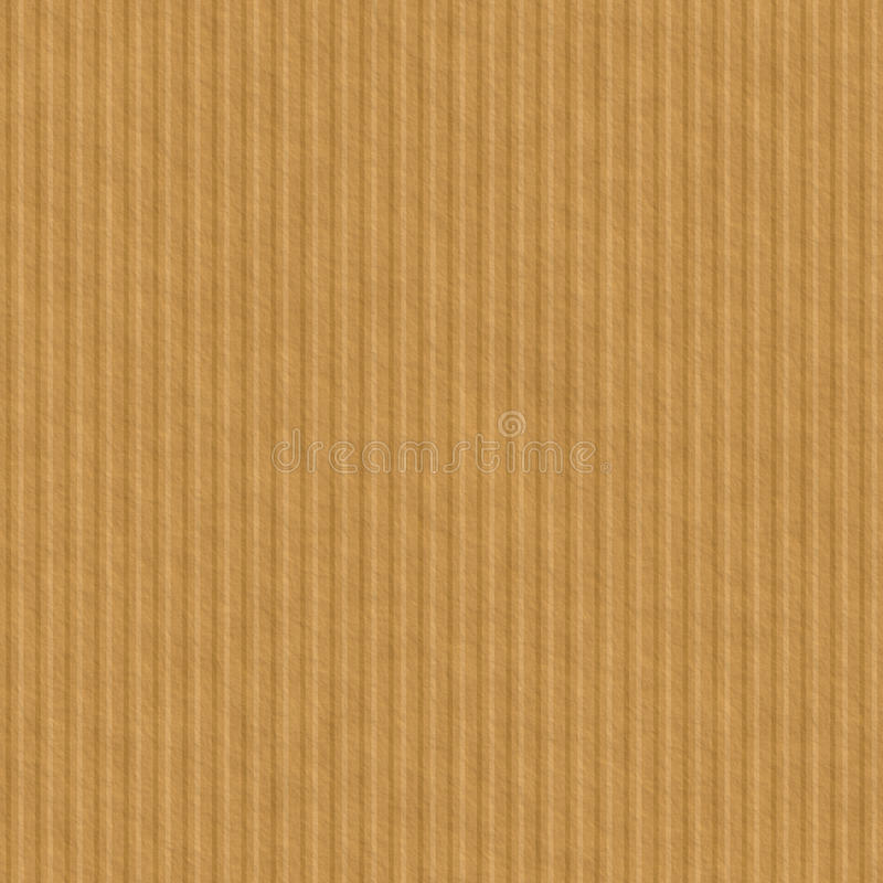 Seamless cardboard texture, paper background vector illustration