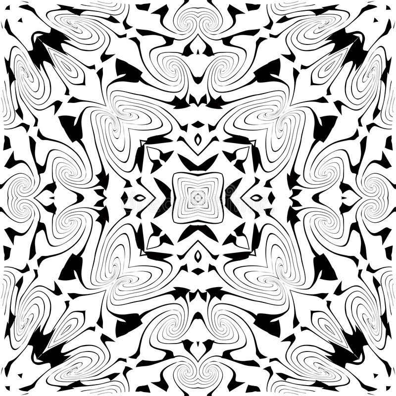 Download Seamless celtic pattern stock vector. Image of concept - 6513225