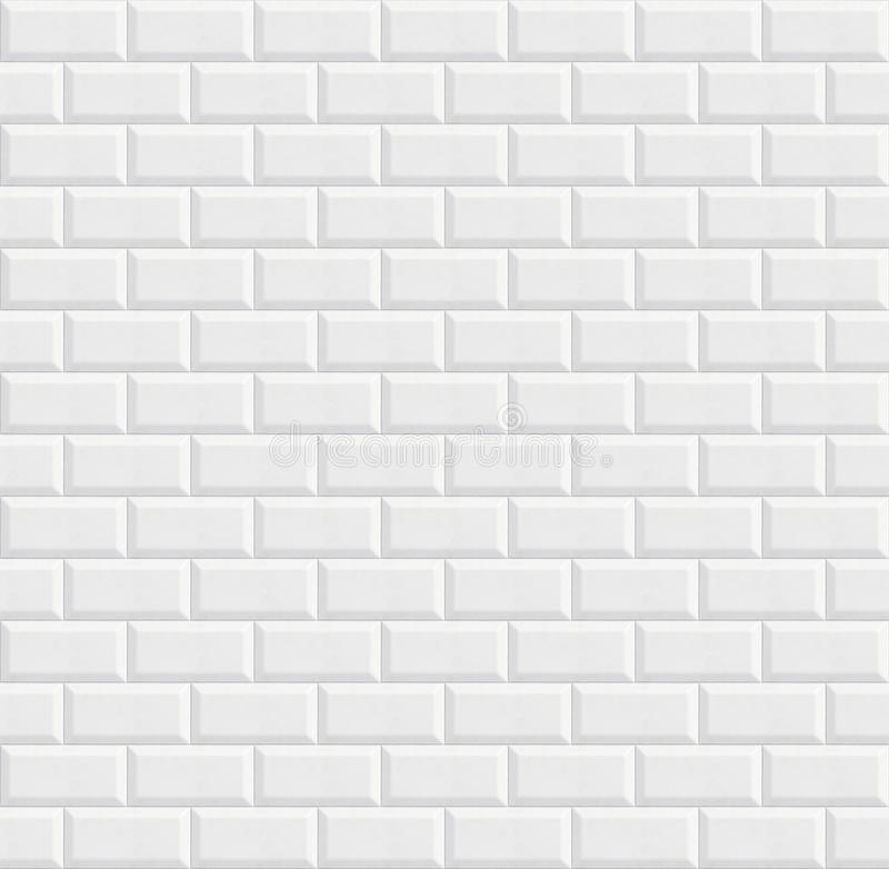 Free Seamless Ceramic Tiles, White Wall Background Stock Photo - 160826280