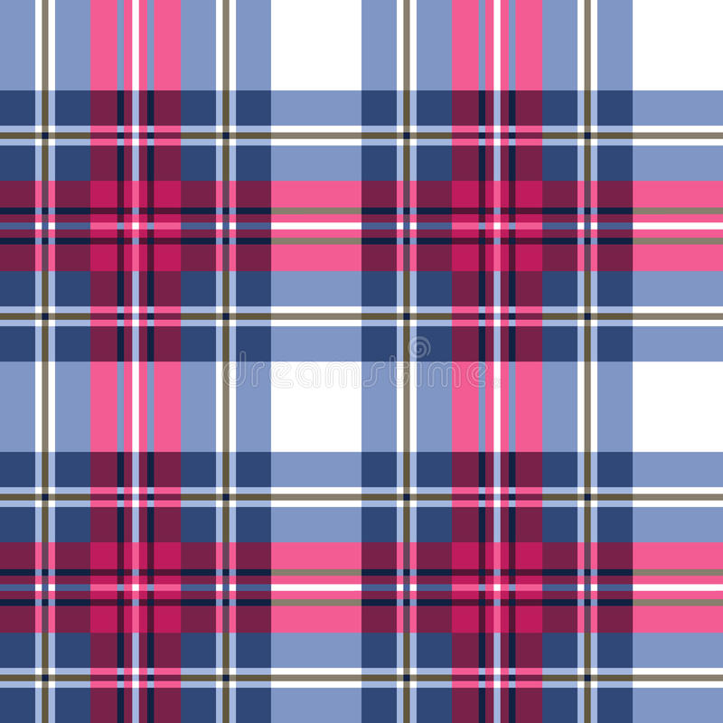 Download Seamless checkered pattern stock vector. Image of fashion - 16804591