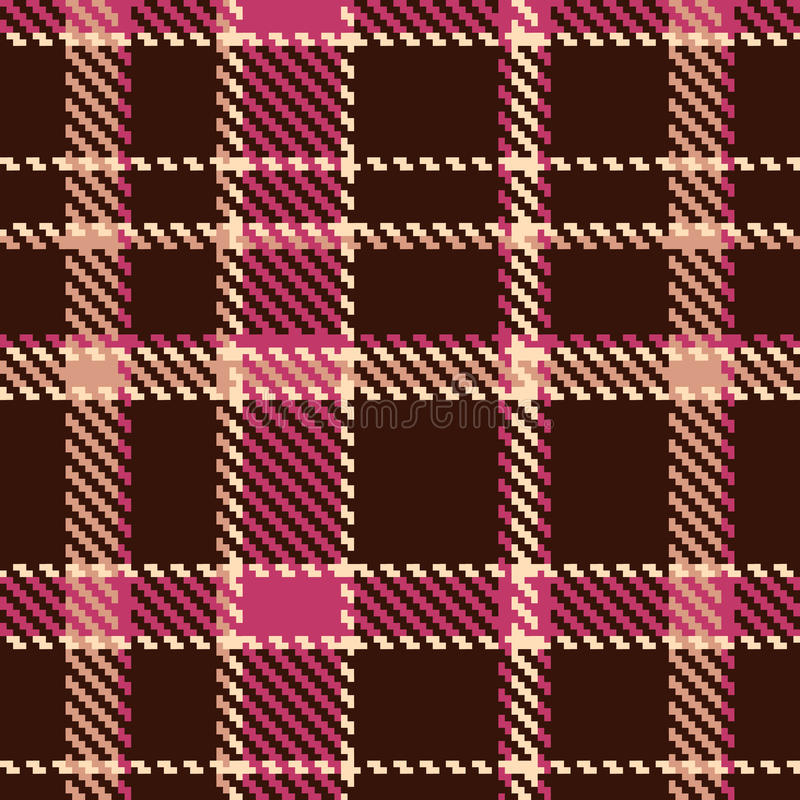 Download Seamless checkered pattern stock vector. Image of wallpaper - 17830134