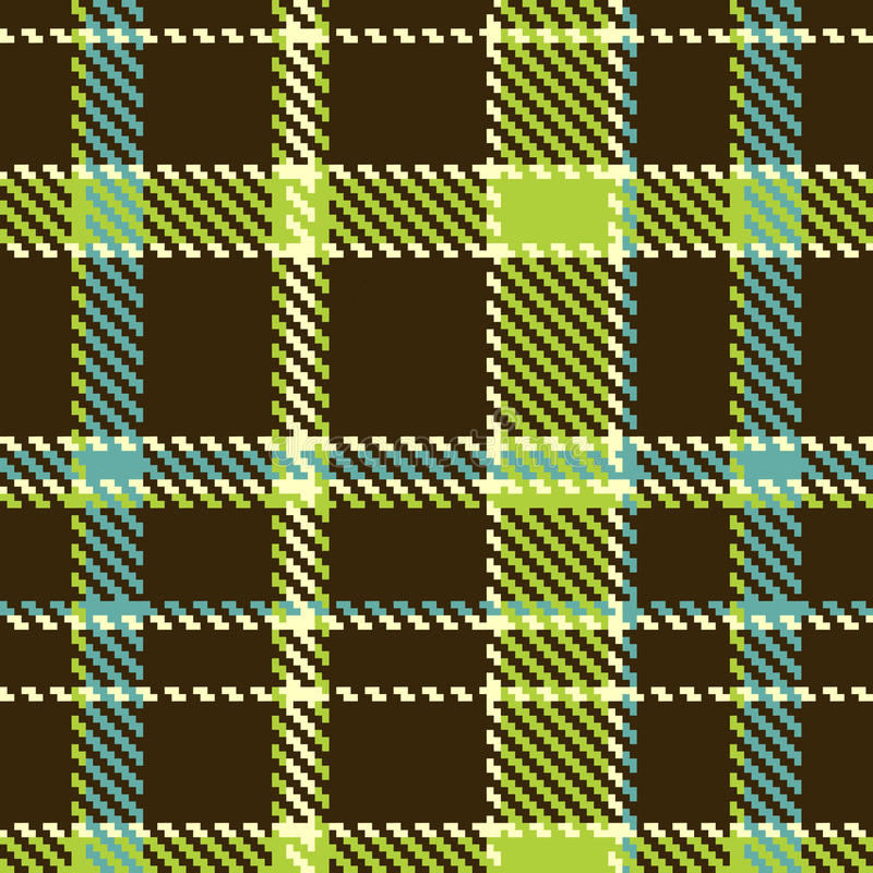 Download Seamless Checkered Pattern Stock Photos - Image: 17985143