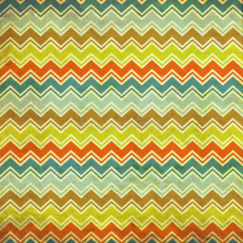 Seamless chevron background pattern royalty free illustration