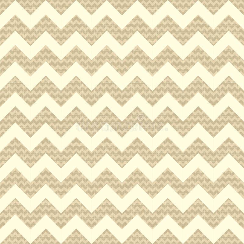 Seamless chevron pattern. royalty free illustration
