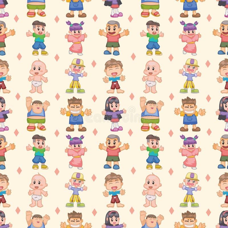 Download Seamless Child Pattern Royalty Free Stock Image - Image: 28072216