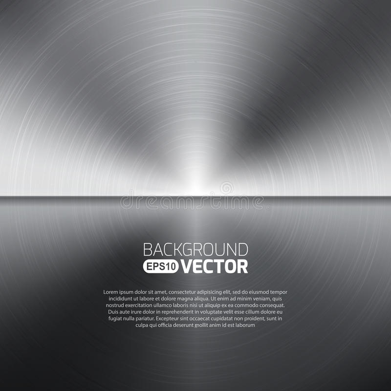 Free Seamless Circle Metal Texture Background. Vector Stock Photography - 63543702