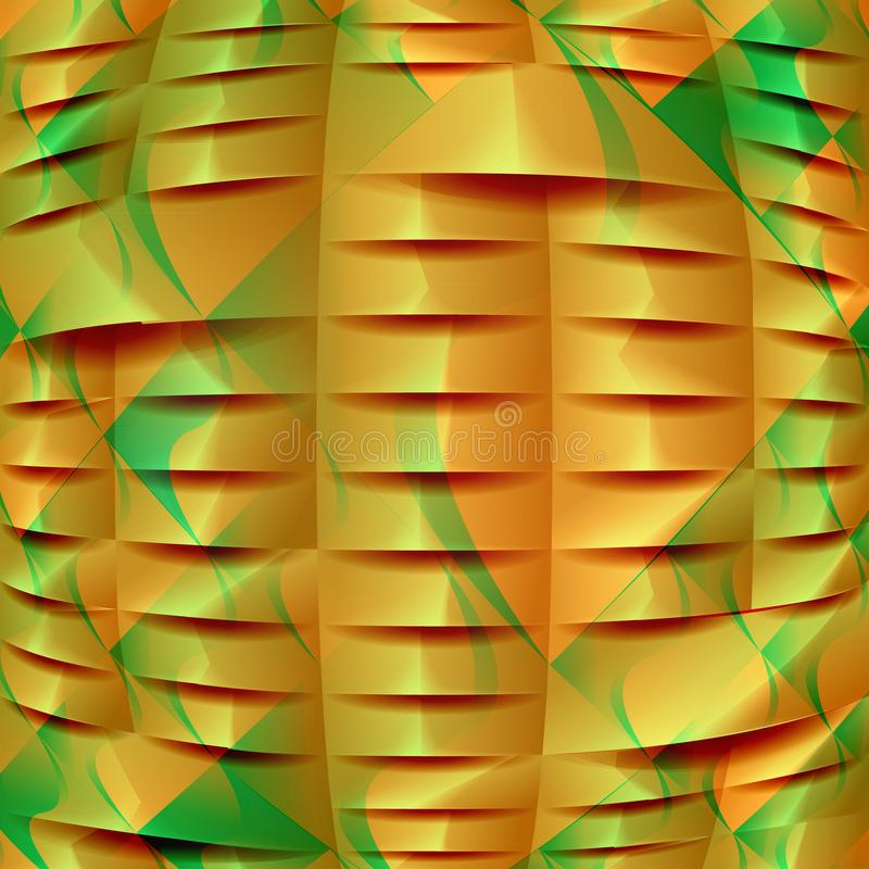 Seamless colorful geometry texture can be used in cover design royalty free stock photos