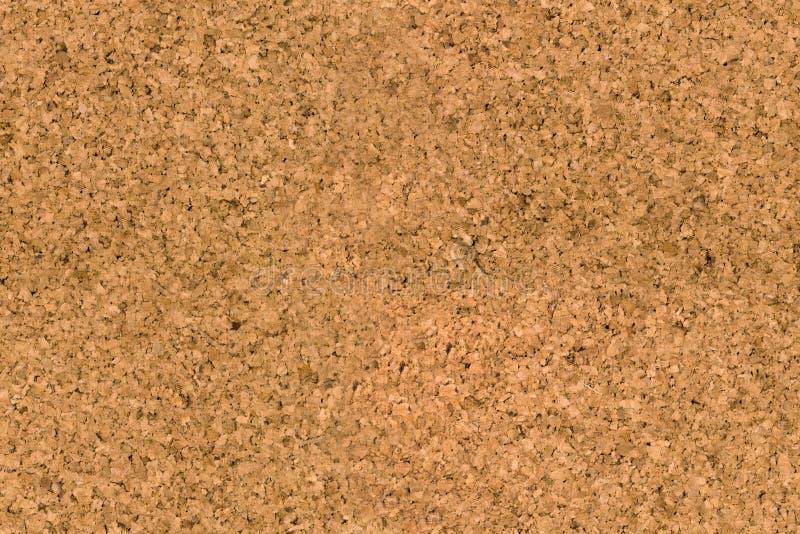 Seamless cork board photo texture stock photo