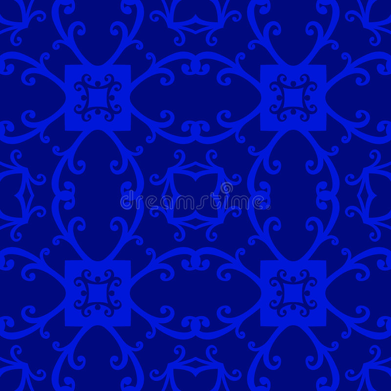 Download Seamless Curled Repeat Pattern Stock Photos - Image: 4208663