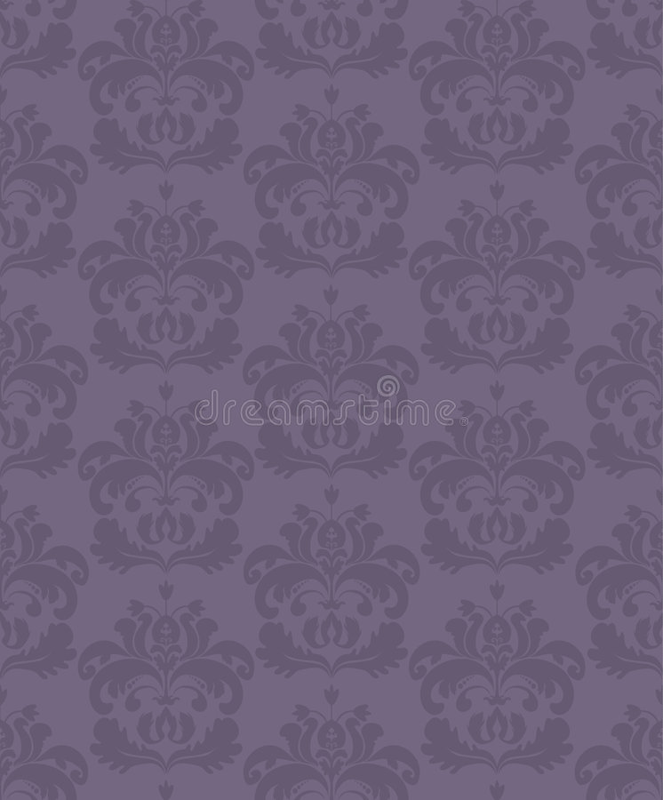 Download Seamless damask background stock illustration. Image of seamless - 9326466