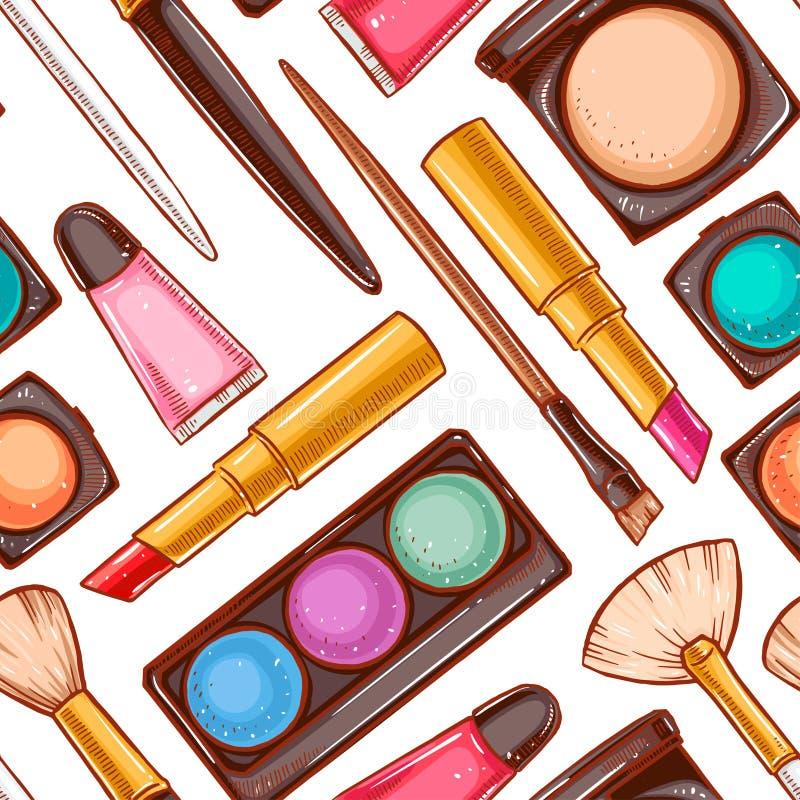 Free Seamless Decorative Cosmetics - 1 Stock Photo - 47949590