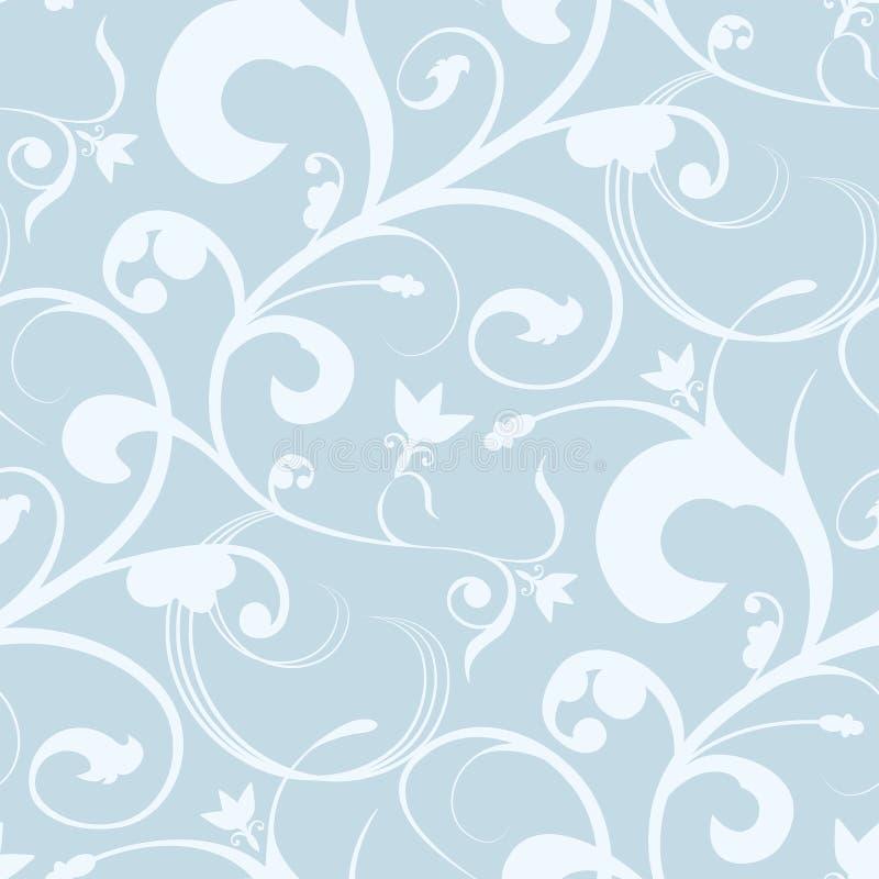Seamless Decorative Pattern royalty free illustration
