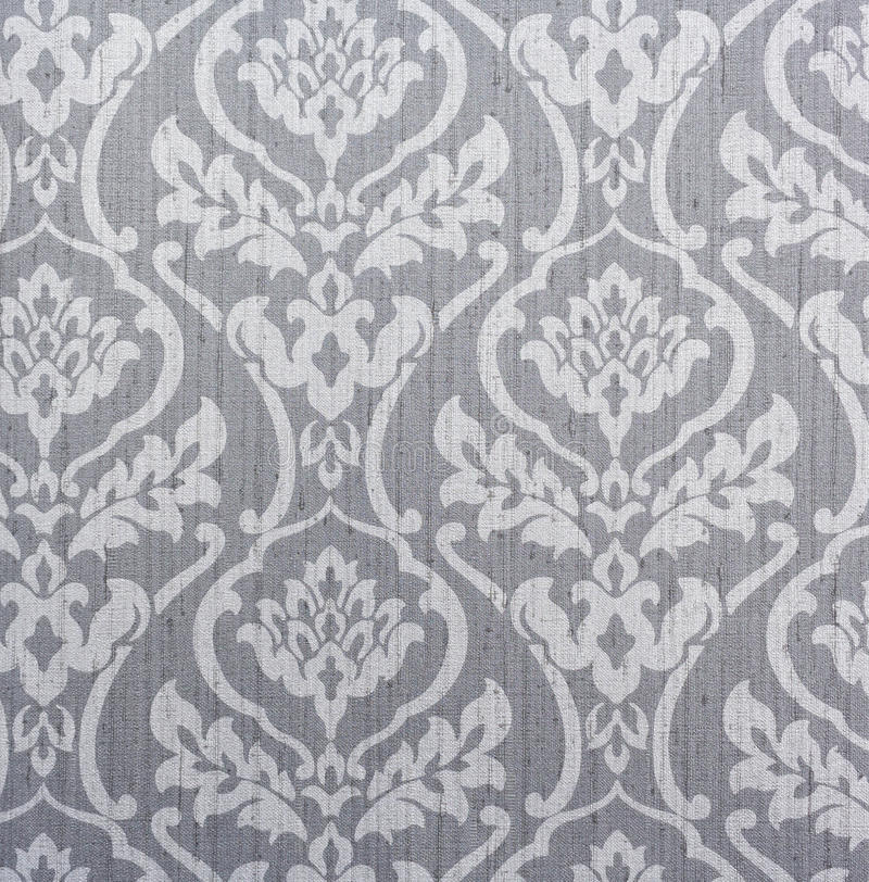 Seamless delicate wallpaper pattern Paper textured background royalty free stock photo