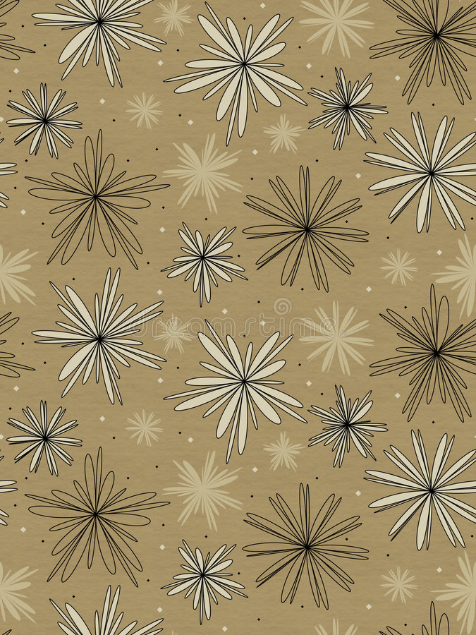 Download Seamless Design Wrapping Paper Stock Illustration - Illustration: 7158690