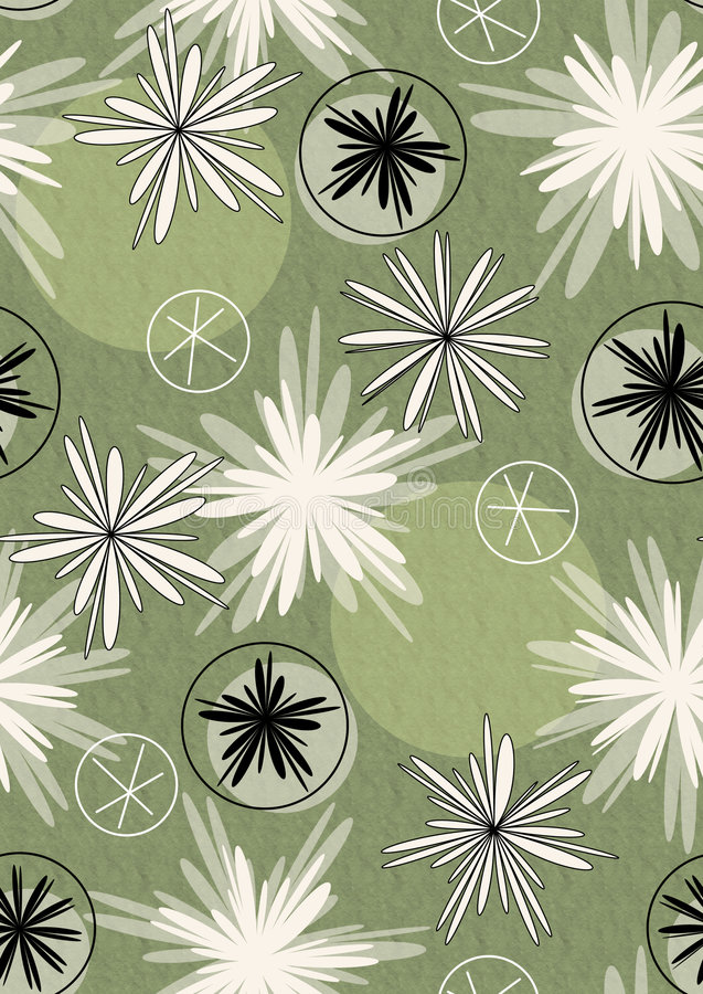 Download Seamless Design Wrapping Paper Stock Illustration - Image: 7219666