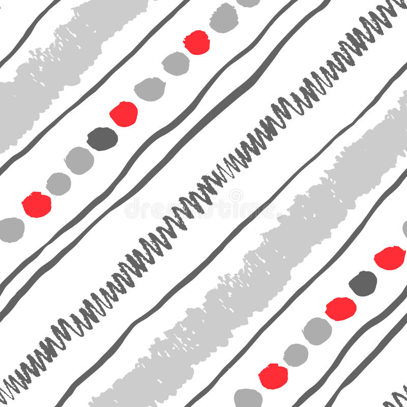 seamless diagonal modell royaltyfri illustrationer