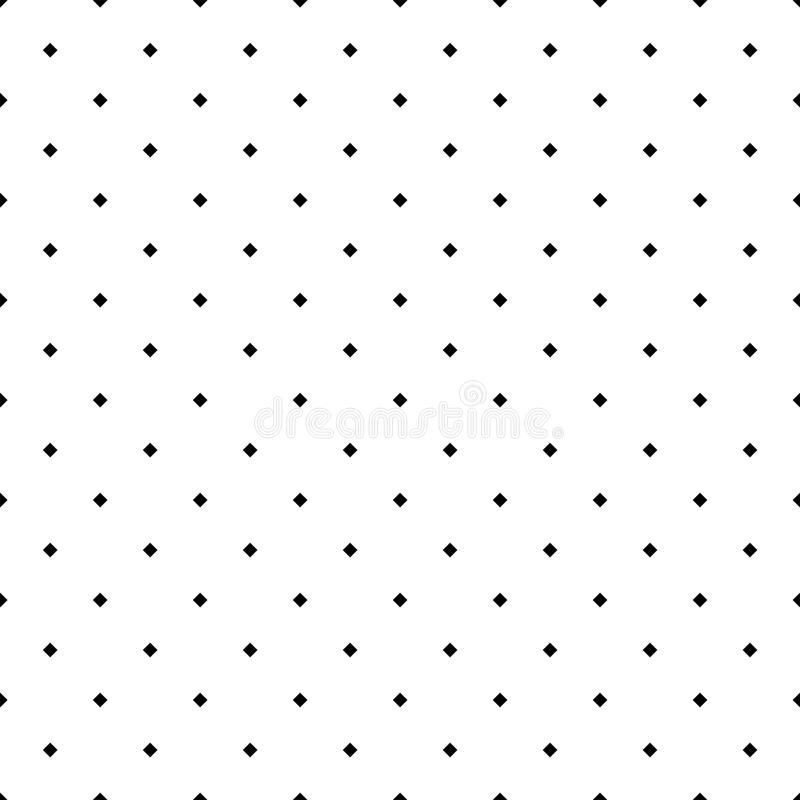 Seamless dot pattern royalty free stock images