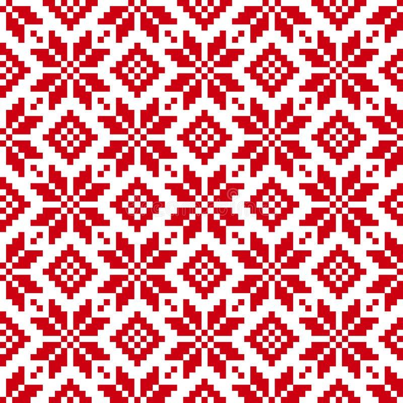 Free Seamless Ethnic Pattern Stock Image - 32566781
