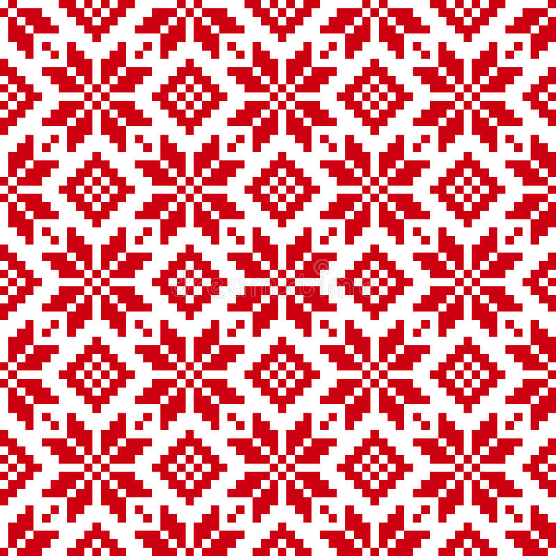 Download Seamless ethnic pattern stock vector. Image of art, grid - 32566781